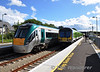 22027 and 29002 at Rosslare Strand. Sat 11.09.10