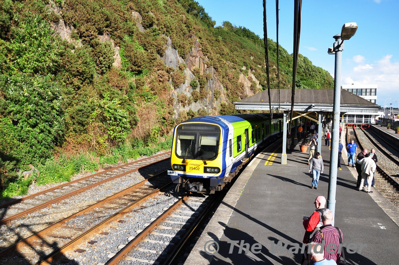 29002 at Waterford. Sat 11.09.10
