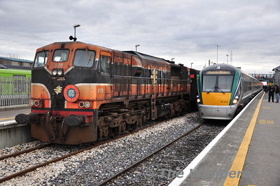 """The Irish Traction Group's (Not) """"The 141 Class Farewell Railtour"""""""