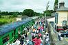 Crowds at Enniscorthy. Sun 25.07.10