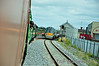 22009 leaves Wexford with the 1420 from Rosslare Europort to Dublin Connolly. Sun 25.07.10