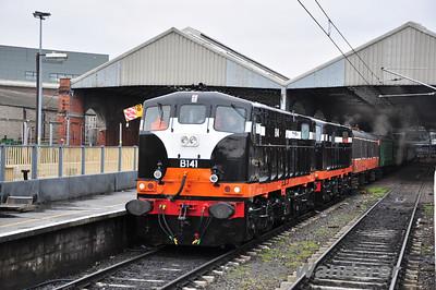 "The Railway Preservation Society of Ireland ""The Diesel Do"" Railtour"
