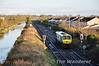 215 runs around the Train at Maynooth. Sat 17.12.11