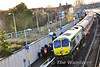 215 at Maynooth before departure of the 1515 return special to Dublin Pearse. Sat 17.12.11