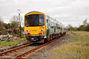 2719 + 2722 pass Lisnagry Level Crossing with the IRRS Special to Limerick. Sat 31.03.12