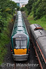 22047 + 22024 head into Kilkenny Station with the 1505 Waterford - Heuston. Sun 19.08.12