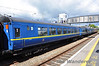Craven Coach 1506 in the formation of the South Clare RPSI Railtour. Sat 12.05.12