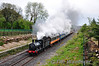 186 makes a spirited departure from Ballinasloe bound for Athenry and Ennis. Sat 12.05.12