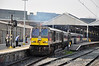 206 departs Connolly with the 0935 Enterprise service to Belfast Central. Sat 24.03.12