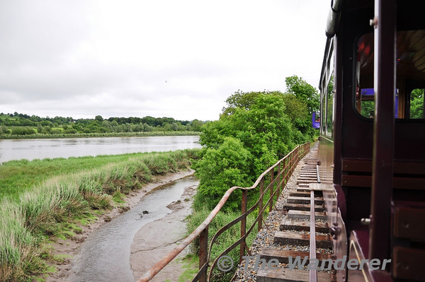 Waterford & Suir Valley Railway Monday 2nd July 2012