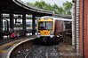 3015 arrives at Belfast Central with the 0915 from Portadown. Sat 07.09.13