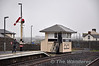 Portrush Signal Cabin. The cabin is switched out for normal day to day operations. Sat 07.09.13