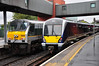 (8)208 and 4004 at Belfast Central. Sat 07.09.13