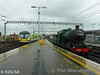 461 passes through Platform 6 at Connolly while heading to the Wash Road. 29024 comes out of the carriage sidings with the 1518 Connolly - Pearse empty train. Thurs 09.05.13<br /> <br /> Photo courtesy of KZG 68.