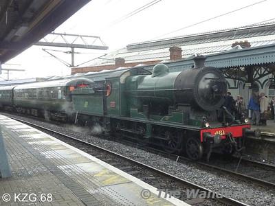 RPSI: Irish Railway Heritage Weekend 09th - 13th May 2013