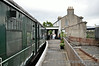 Downpatrick Station with the 1400 departure in the station. Sun 20.07.14
