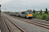 22040 passes Adamstown with the 0730 Galway - Heuston. Sat 19.07.14