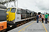 074 would now take us back to Connolly via the Nenagh Branch. The locomotive had received a wash and a brush up by staff at Limerick Depot the day before the tour. Sat 19.07.14
