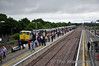 074 stands at Ballybrophy. 1535 Limerick - Connolly IRRS Tour. Sat 19.07.14