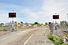 Frenchfort Level Crossing. XG162. Fri 16.05.14
