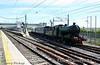 461 comes off the Howth Branch at Howth Jct. with the Howth - Wicklow leg of the RPSI St. Canice Railtour. Sat 17.05.14<br /> <br /> Photo courtesy of Barry Pickup.