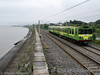 "8107 passes Booterstown with the 1000 Bray - Connolly Dublin Bay Hopper Spl. Sat 24.05.14 <br><br> Visit <a href=""http://dublinbayhopper.com"" target=""_blank"">Railtours Ireland Dublin Bay Hopper</a> for further information. <br><br> Photo courtesy of Shane Roberts."