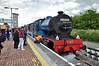 85 at Charleville. South Munster Railtour. Sat 09.05.15