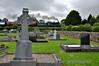 "461 passes Craughaun Cemetery, Cratloe. 0940 Galway - Limerick ""Emerald Isle Explorer"". Sun 21.06.15"