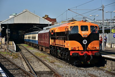 RPSI: 071 40th Anniversary Diesel Railtour