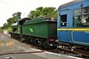 461 stands at Wicklow with the Spl. 1408 Connolly - Rosslare Strand. Thurs 17.06.16