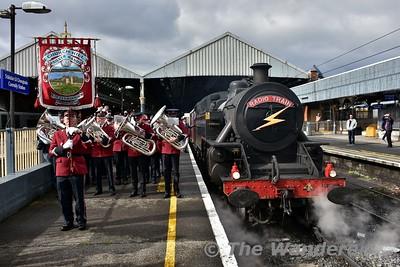 RPSI: The Radio Train to Kilkenny