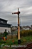 One of the somersault semaphore signals which will be made redunant during the resignalling. Sun 30.10.16