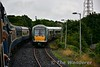 22017 stabled at Athlone. It had earlier operated a Athlone - Galway G.A.A. Spl. and struck a Cow enroute. Sun 10.07.16