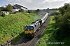 """078 powers out of Clonmel with the 0930 Waterford - Cork """"Emerald Isle Express"""". Tues 27.09.16"""