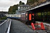 """The Railtours Ireland """"Emerald Isle Express"""" waits to depart from Waterford with the 0930 Spl. to Cork. 078 was in charge. Tues 27.09.16"""