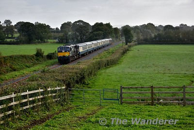 Railtours Ireland: The Emerald Isle Express