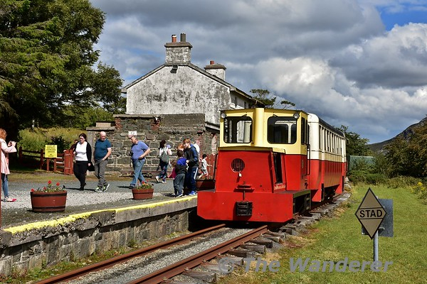 Fintown Railway - Saturday 5th August 2017