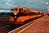 """071 + 073 stand at Limerick Jct. with the 1550 Tralee - Connolly """"The Munster Double"""" Spl. Sat 14.10.17"""