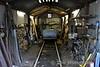 The old maintenance shed at Stradbally. Sun 24.09.17