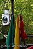 Flags and Lamps at Stradbally. Sun 24.09.17