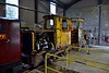 Inside the new maintenance shed at Stradbally. LM167 on display. Sun 24.09.17