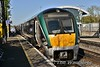 """22055 at Maynooth prior to forming the 0836 Maynooth - Clonsilla leg of the BLS """"The Fairview Failte"""". Sun 06.05.18"""