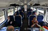 "Passengers enjoying the trip on the BLS ""The Fairview Failte"". Sun 06.05.18"