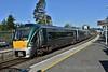 22055 at Clonsilla with the 0938 Clonsilla - M3 Parkway Platform 2. Sun 06.05.18