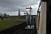 Signals CL25 and CL27 have recently been renewed on separate posts. Sat 07.04.18