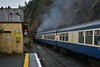 No. 4 passes Rathdrum Station with the 1335 Greystones - Arklow. Mon 02.04.18