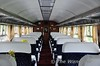 Interior of the RPSI Cravens for the Emerald Isle Express. Wed 13.06.18