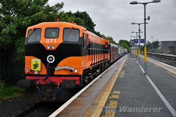 Railtours Ireland: The Emerald Isle Express