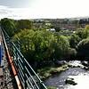 The Emerald Isle Express crosses the River Blackwater at Mallow. Fri 06.09.19