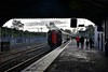 By 0905 on Sunday morning the Cravens had been shunted from the siding to the Main Platform at Killarmey. Sun 08.09.19